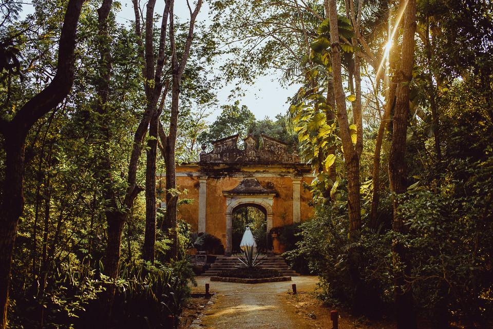 Hacienda Uayamon Campeche-18
