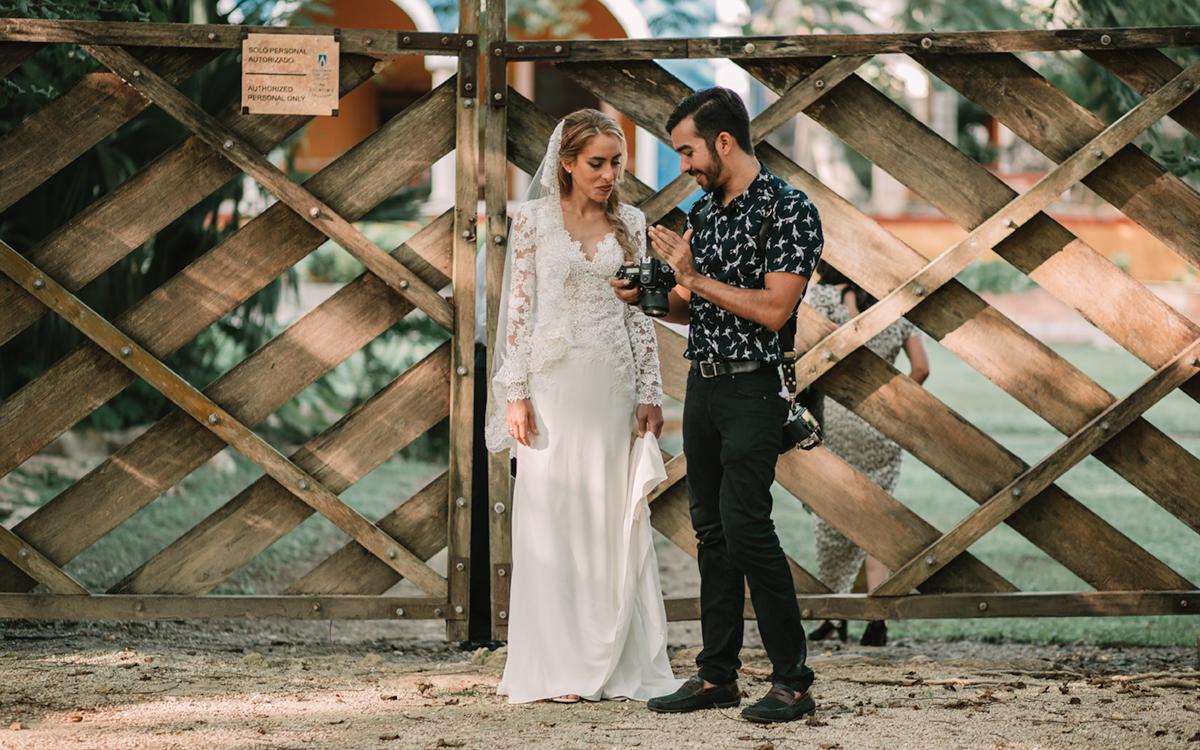 Gerardo Rodriguez Destination Wedding Photographer