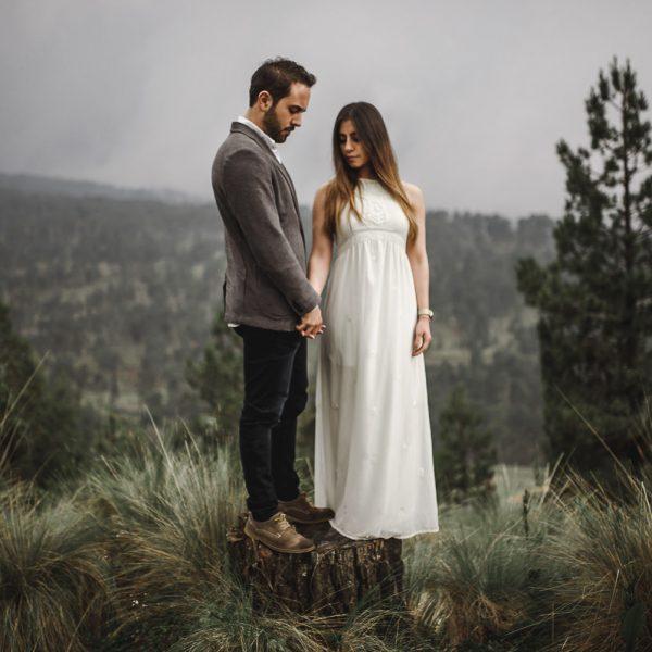 CDMX Wedding Photographer | Engagement Session