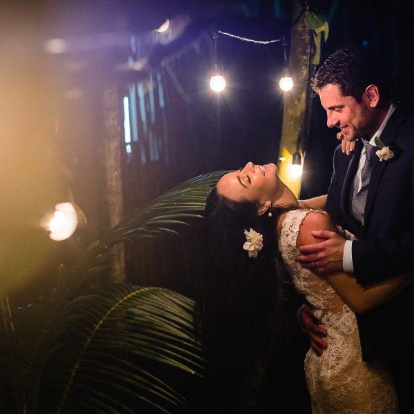 Tulum Wedding Photographer: Sean & Brenda