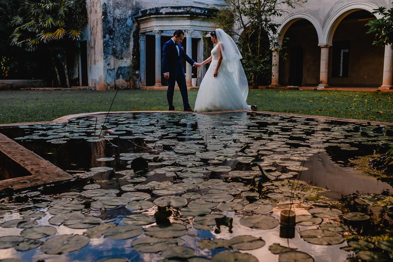 Hacienda Tekik de Regil Wedding Photographer