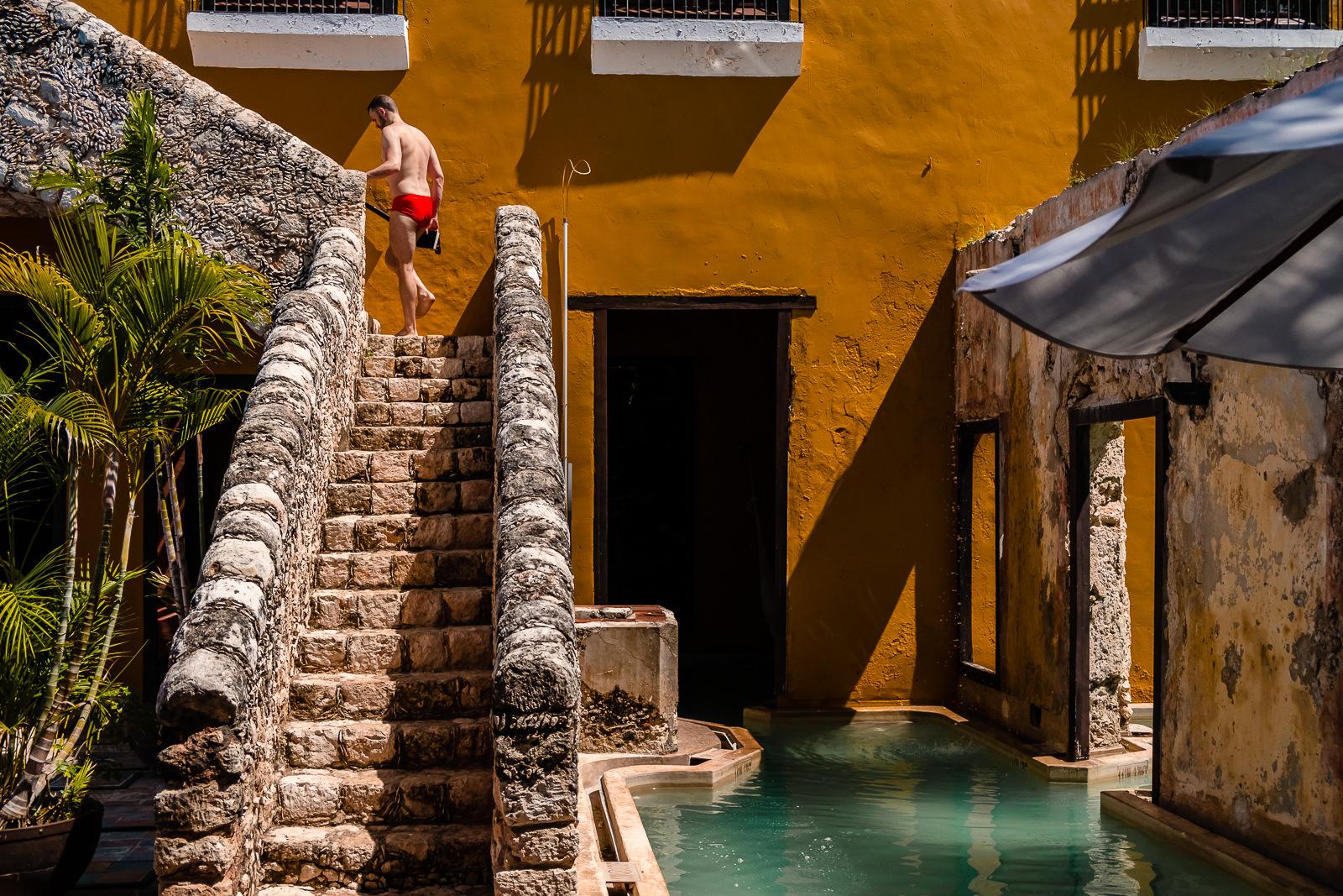 Hotel Puertas Campeche Wedding