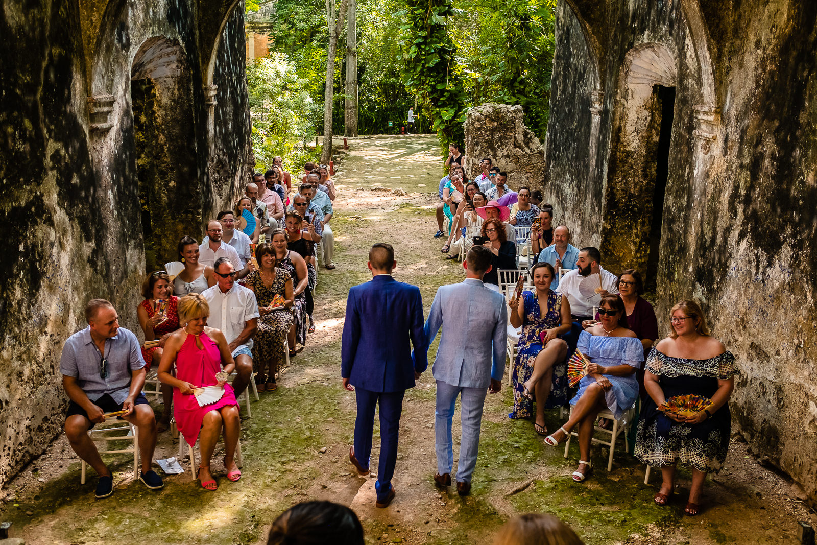 Hacienda Uayamon Wedding Photographer